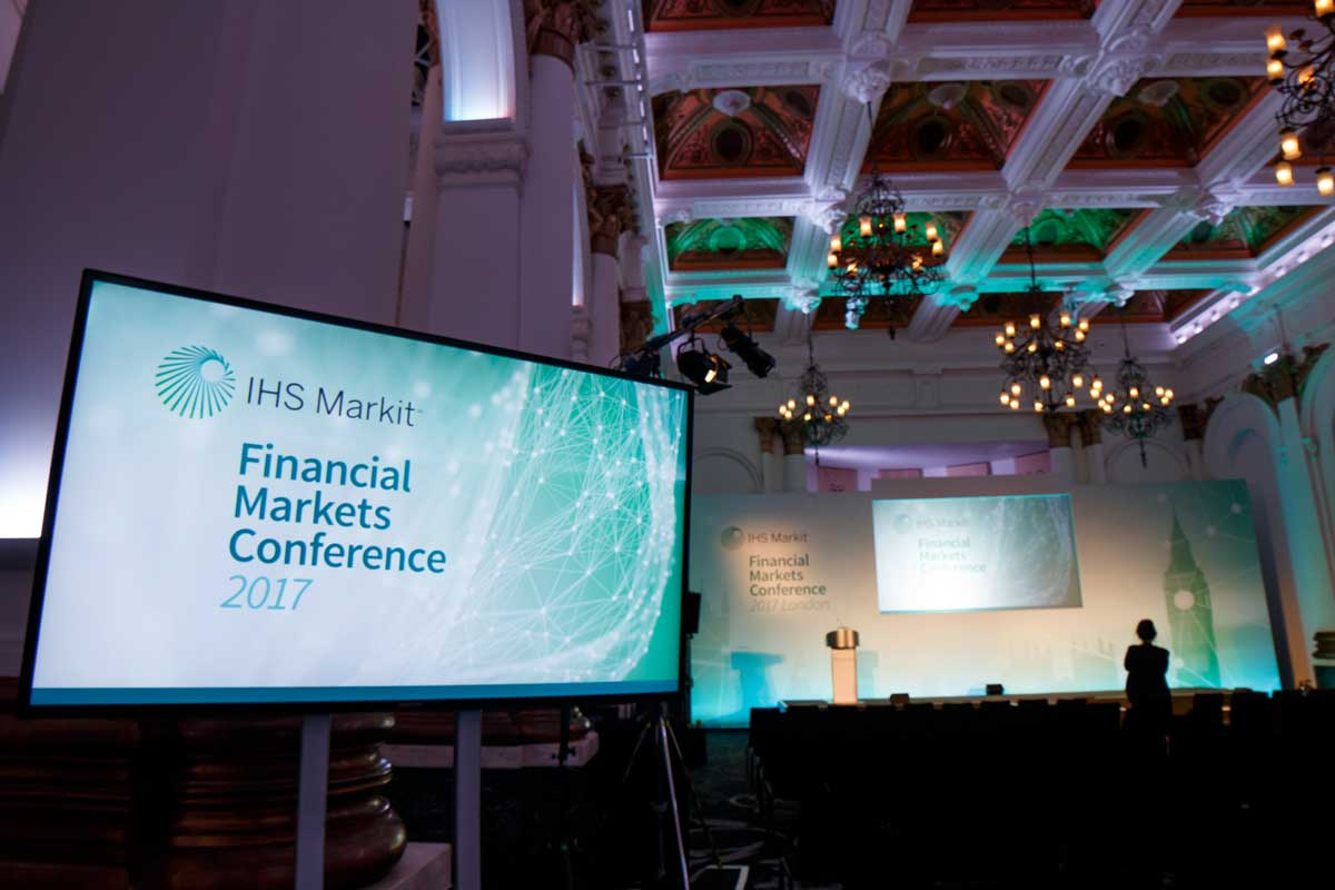 Event Management for Financial Conference