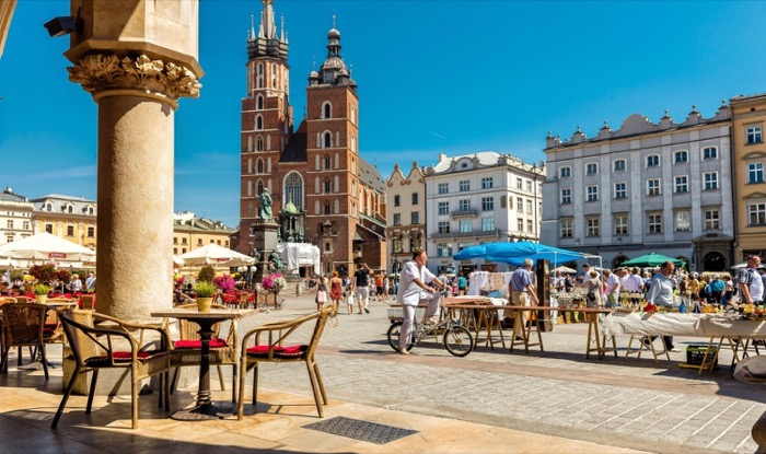 sample incentive trip to Krakow